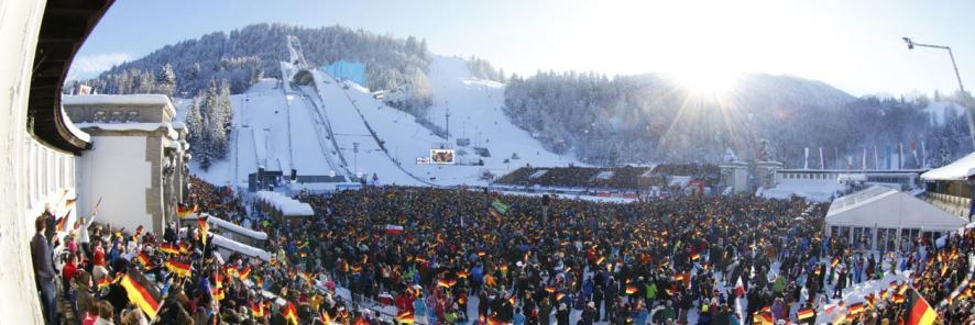 skispringen vierschanzentournee 2019